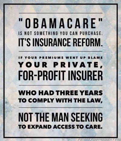 Obamacare Message