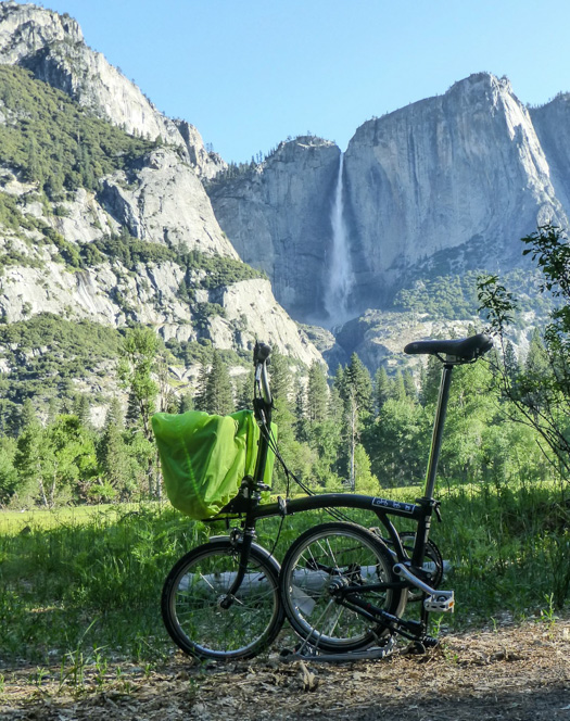 The Brompton and Yosemite Falls