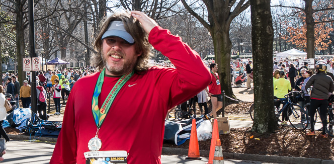 Daniel's Half Marathon
