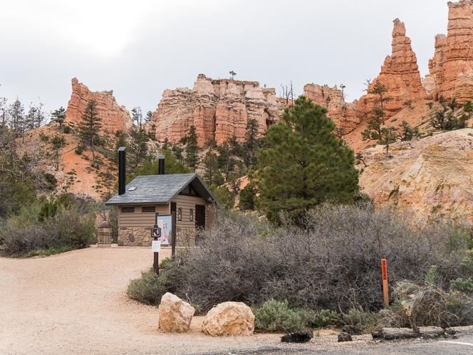 Entering Bryce Canyon-1060799