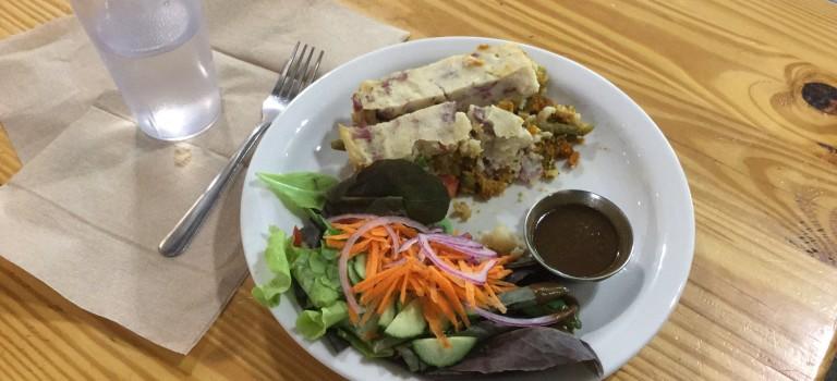 Vegan Shepherd's Pie by Sentient Bean